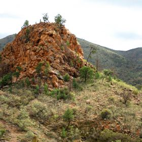 The Pinnacles, Arkaroola | Photographer Adam Bruzzone