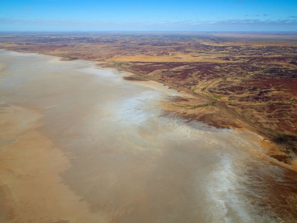 Kati Thanda-Lake Eyre National Park scenic flight | Photographer Peter Rowe