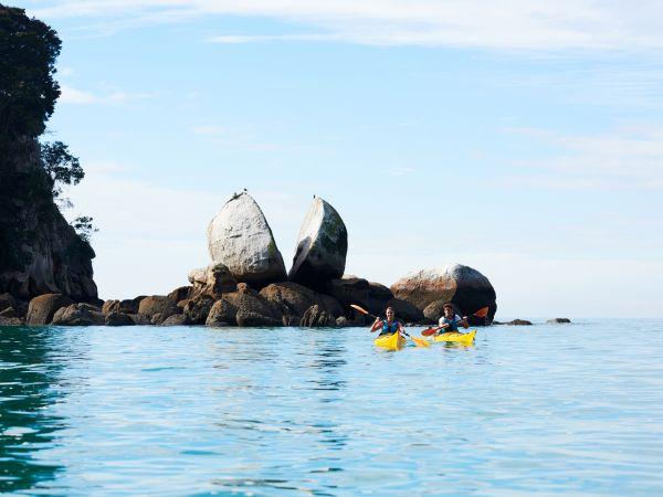 Split Rock Image courtesy of Fraser Clements