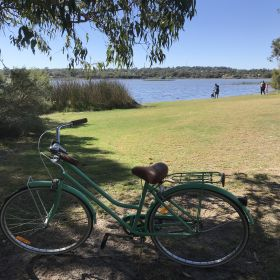 Swan River Social Cycle July 2020