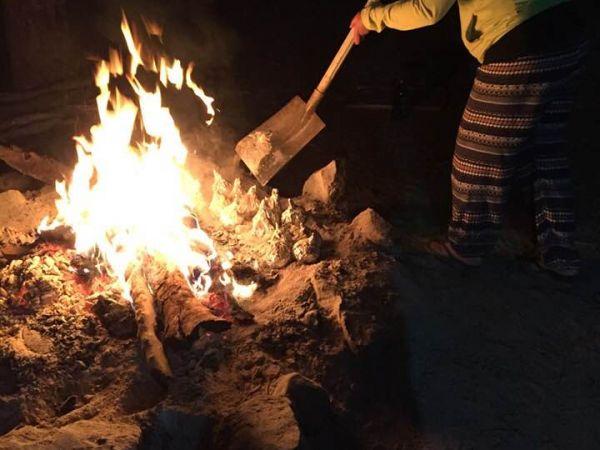 Love a good campfire