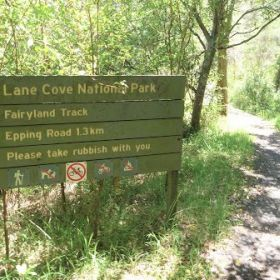 FairyLands Loop Walk June 2020