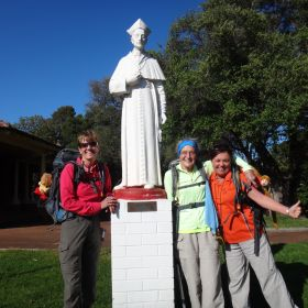 The Camino Salvado Trail | End to End September 2020