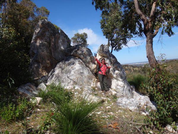 Quartz & Granite Outcrops Darling Scarp