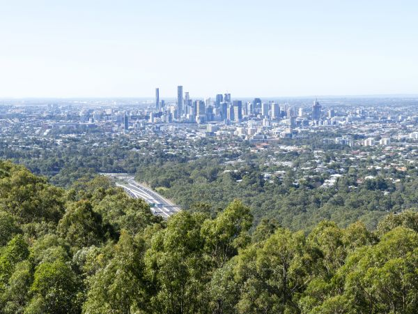 Mt Coot-tha Lookout  - Image thanks to Tourism and Events Queensland/Matthew Taylor