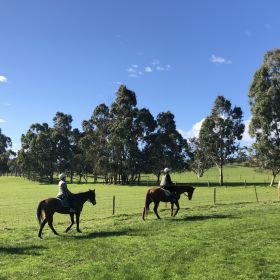 Hahndorf Sunday Trail Ride and Lunch August 2020