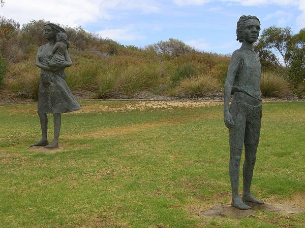 Aboriginal Family, Minim Cove