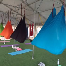 Aerial Yoga, Hike & Gourmet Picnic Lunch July 2020