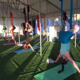 Aerial Yoga, Hike and Gourmet Picnic July 2020