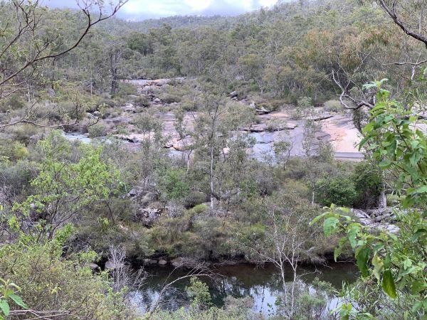 Gorgeous trail