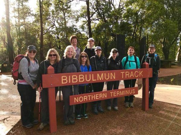 Bibb Track Northern Terminus