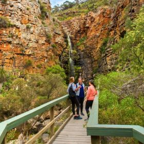 Morialta Falls Hike October 2020