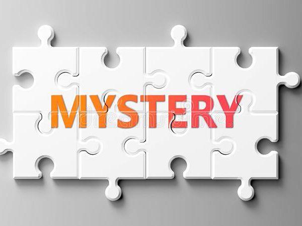 It's a Mystery!!