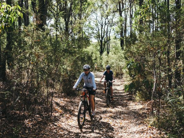 Lane Poole Reserve, Dwellingup | Photograph courtesy of Tourism Western Australia