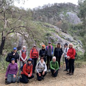 Wungong Gorge Trail Hike October 2020