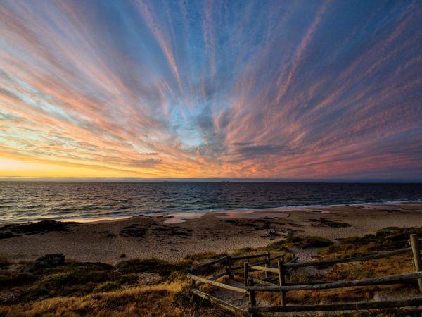 Beach Sunset - Image by Terri Sharp