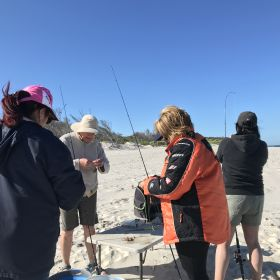 5 Day Shark Bay Fishing Safari April 2021