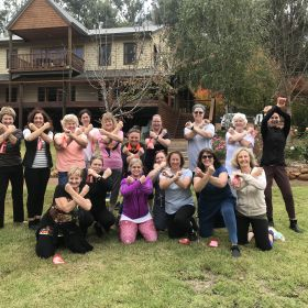 Yoga in Nature Retreat March 2021