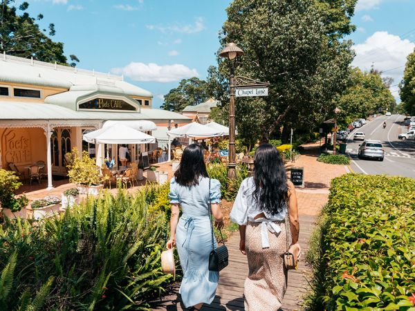 Main Street - image courtesy of Tourism and Events Queensland