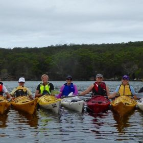 Bobbin Head Kayaking Adventure February 2021