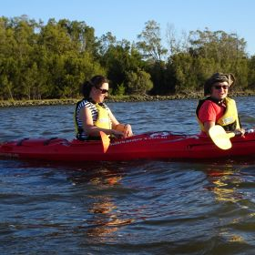 Perth Postcards - Swan River Paddle May 2021