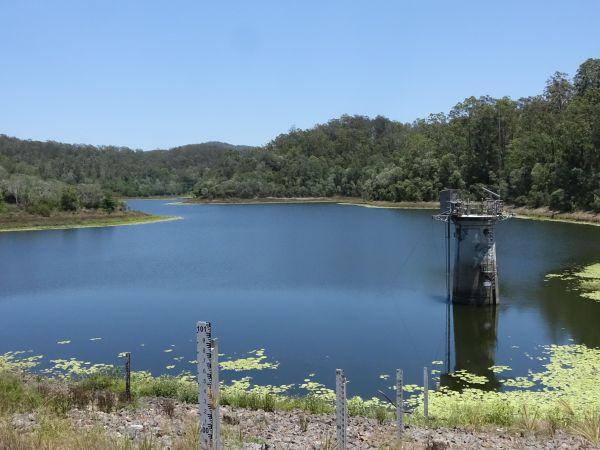 Gold Creek Dam