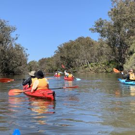 Heritage & History - Swan River Paddle February 2021