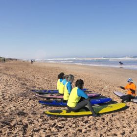 Learn To Surf Goolwa January 2021