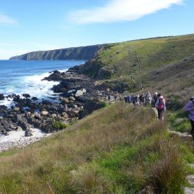 Southern Heysen Trail Hiking Experience August 2021