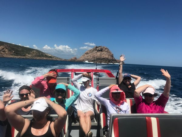 Jetboating .. so much fun!