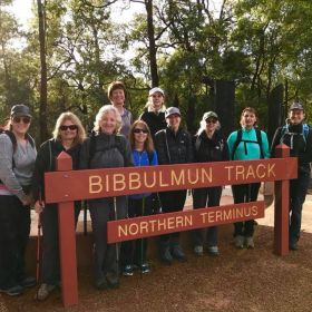 Easter Saturday Bibbulmun Track Hike April 2021
