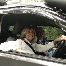 Our Adventurous Women in 4WD heaven!