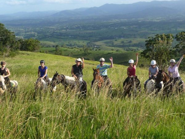 Riders - Image courtesy of Slickers