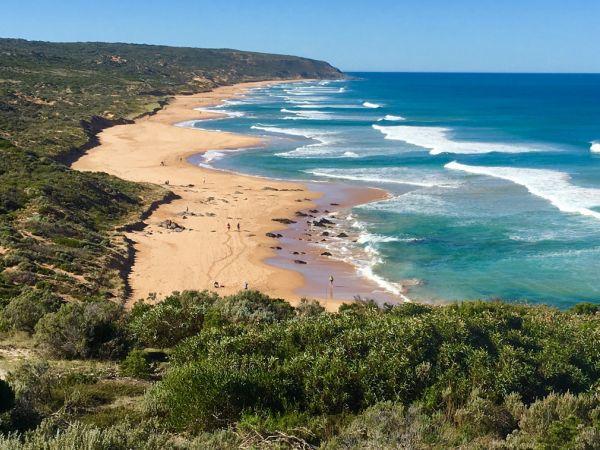 Waitpinga Beach - Image courtesy of Parks SA