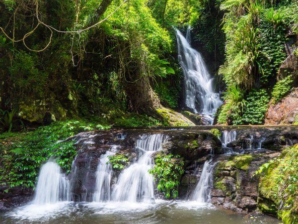 Elabana Falls -  Image courtesy State of Queensland
