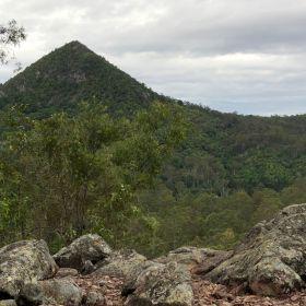 Flinders Peak - A Tough Summit October 2021