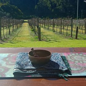 Yoga and Brunch in The Vineyard September 2021