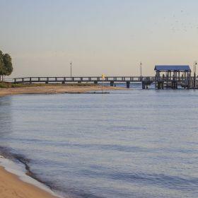 Bribie Island Beach Walk October 2021