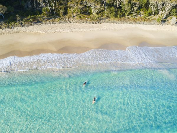 Sunshine Beach - Image courtesy of Tourism and Events Queensland