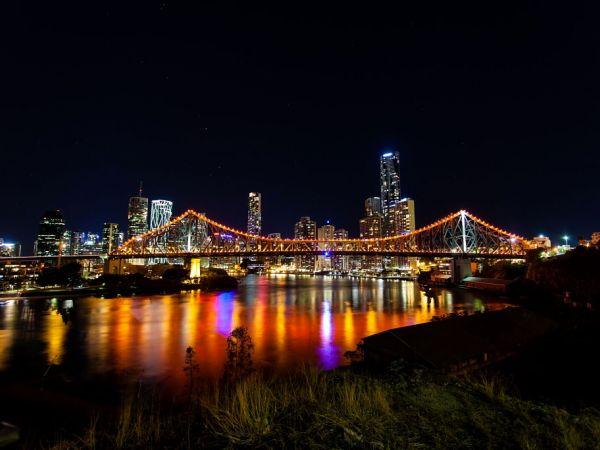 Story Bridge  - Image courtesy of Brisbane City Council