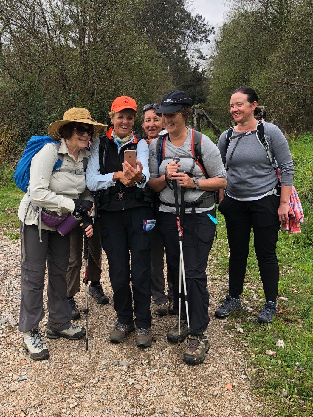 Camino Portuguese Walking Tour 1